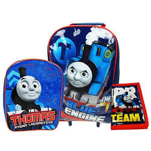 Thomas-Set valigie motore, colore: blu