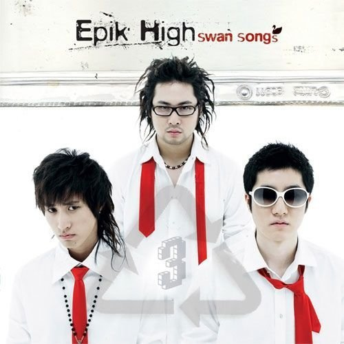 CD : Epik High - Swan Songs 3 (Asia - Import)