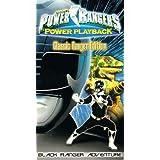 Power Rangers Black Ranger