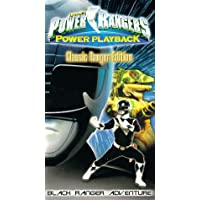 Power Rangers Black Ranger