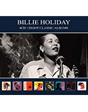 Billie Holiday - Eight Classic Albums