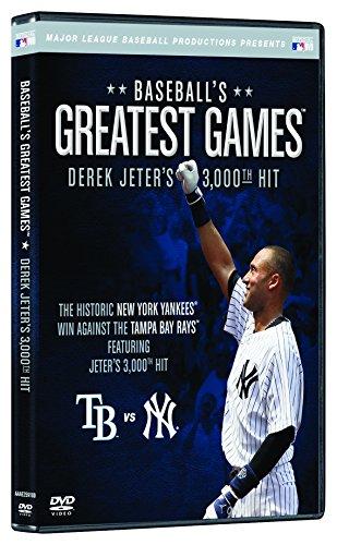 Baseball's Greatest Games: Derek Jeter's 3,000th Hit [DVD] (English Premier League Best Goals)