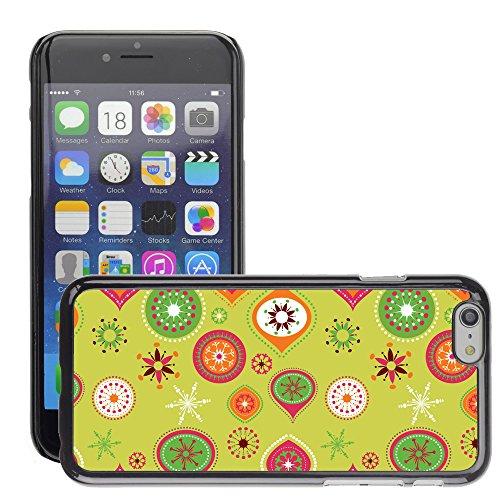 "Hülle Case Schutzhülle Cover Premium Case // V00002718 Weihnachtsmuster // Apple iPhone 6 6S 6G PLUS 5.5"""