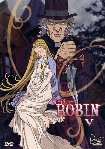 Witch Hunter Robin??Volume??05??Episodi??17-21 [Import italien]