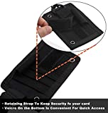 Tactical ID Card Holder Hook,Credit Card