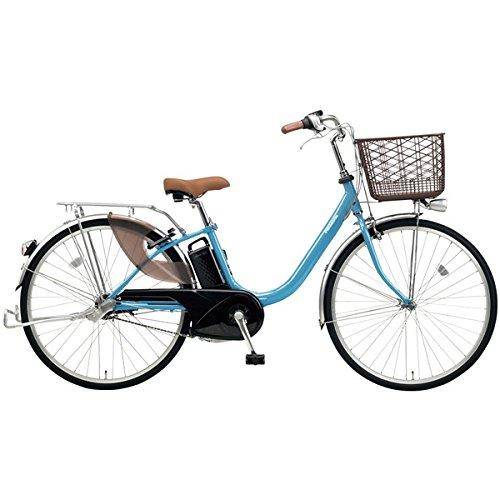 PANASONIC BE-ELLU632-V2 ターコイズブルー ビビLU [電動自転車(26インチ内装3段変速)] B077VDZ9VM