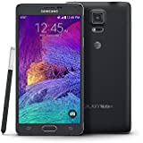 Samsung Galaxy Note 4 N910a AT&T Unlocked Cellphone, 32GB, Black