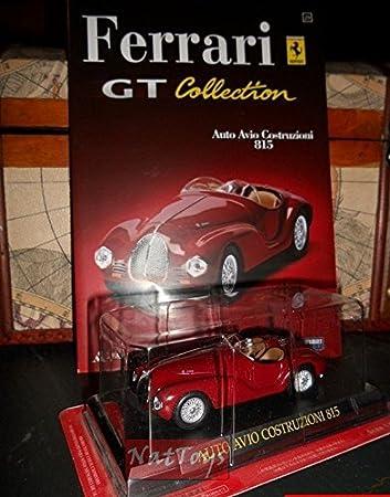 Die cast 1//43 Modellino Auto Ferrari Auto Avio