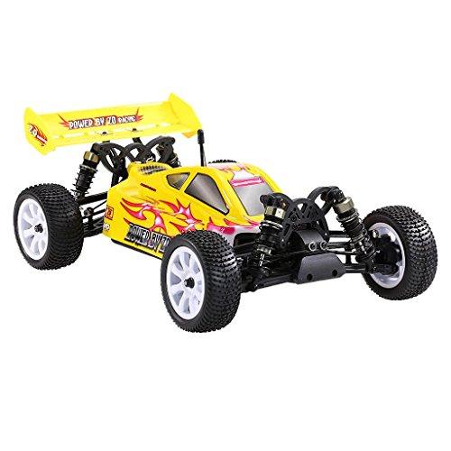 Baoblaze DIY RC Truggy Model Kit 4WD ZD Racing 10421 Car Truck Shock Absorber ()