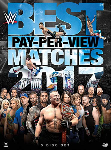 WWE: Best PPV Matches 2017 (Wwe 11)
