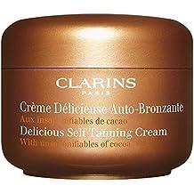 Clarins Delicious Self Tanning Cream,4.5 Ounces