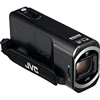 JVC 10.0-Megapixel 1080P High-Definition Everio Digital Video Camera GZVX700BUS (Discontinued by Manufacturer)