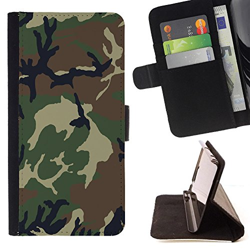 Shockproof Card holder phone case for LG Nexus 5X(Army Green) - 2