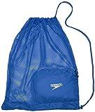 Speedo Unisex-Adult Ventilator Mesh Equipment Bag Imperial Blue, One Size