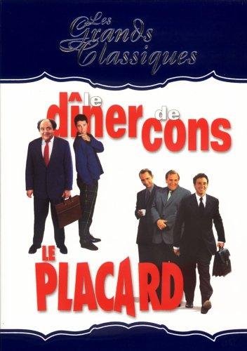 Les Grands Classiques - Le Diner De Cons / Le Placard (Original French ONLY Version - NO English Options)