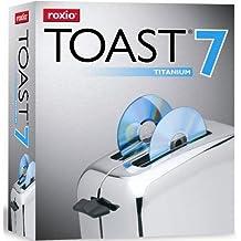 Roxio Toast 7 Titanium CD/DVD Burning for Mac