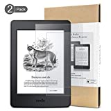 Ayotu Kindle Matte(Anti-Glare) Screen Protector,Premium 9H Hardness Tempered Glass Film with [Crystal Clear] [Scratch-Resistant] [Bubble Free] for Amazon Kindle Paperwhite(2012/2013/2014/2015 version) (2-PACK)