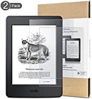 Ayotu Kindle Matte(Anti-Glare) Screen Protector,Premium 9H Hardness Tempered Glass Film with [Crystal Clear] [