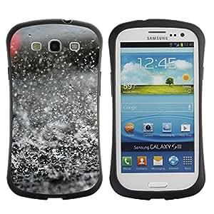 Suave TPU GEL Carcasa Funda Silicona Blando Estuche Caso de protección (para) Samsung Galaxy S3 I9300 / CECELL Phone case / / Plant Nature Forrest Flower 41 /