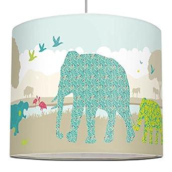 anna wand Lampenschirm SUNNY SAFARI - Schirm für Kinder / Baby ...