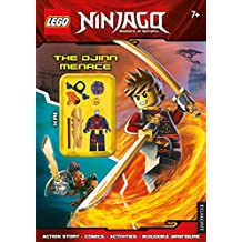 Lego Ninjago: The Djinn Menace (Activity Book with Minifigure)