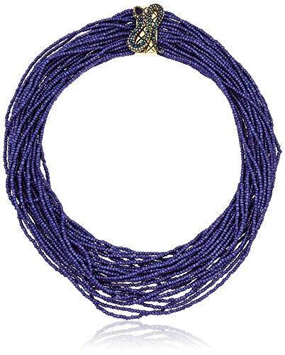 Pave Snake Necklace - 2