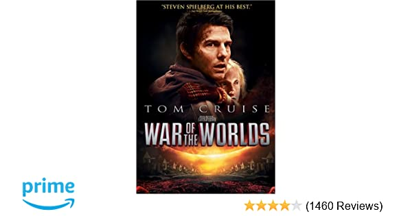 Amazon com: War of the Worlds (Full Screen Edition): Tom