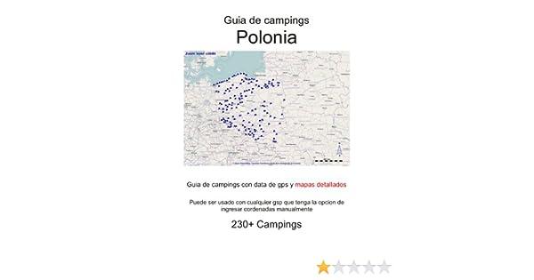 Guia de campings en POLONIA (con data de gps y mapas detallados) eBook: lab, m: Amazon.es: Tienda Kindle