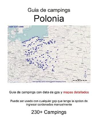 Guia de campings en POLONIA (con data de gps y mapas detallados ...