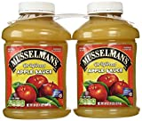 Musselman's Apple Sauce, 64 Ounce (Pack of 2)