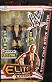 "STONE COLD STEVE AUSTIN ""TEXAS RATTLESNAKE"" - RINGSIDE COLLECTIBLES ELITE EXCLUSIVE MATTEL TOY WRESTLING ACTION FIGURE"