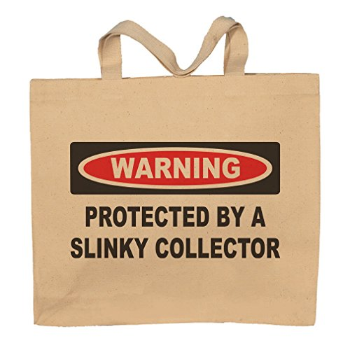 Slinky Collector (Protected By A Slinky Collector Totebag Bag)
