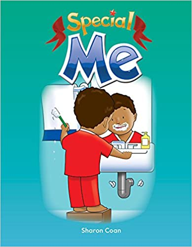 Special Me Lap Book (Literacy, Language and Learning)