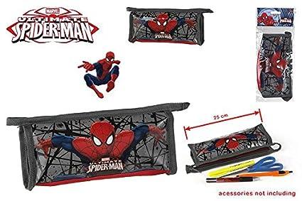 Lote de 24 Estuche Spiderman - Estuches Infantiles, Niños ...