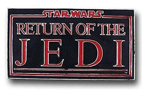 (Star Wars LOGO Belt Buckle Lucas Film Inc)