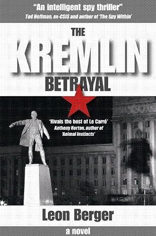 book cover of The Kremlin Betrayal