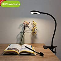 Lámpara de Mesa LED, Lypumso Luz Escritorio
