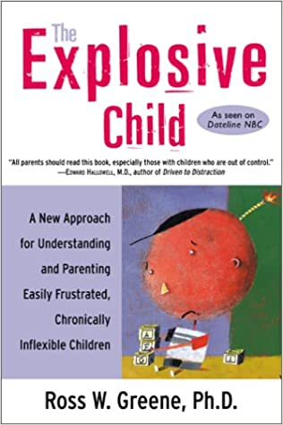 Chronically Inflexible Children A New Approach for Understanding and Parenting Easily Frustrated The Explosive Child