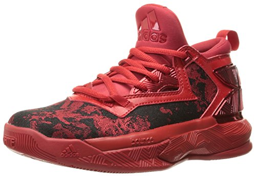 adidas Performance D Lillard 2 J Shoe (Big Kid)