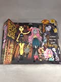 Import Monster High doll Doll Monster High Boo York Boo York A Monsterrific Musical - Luna Mothews Mouscedes King and Elle Eedee 3-Pack [parallel import goods]