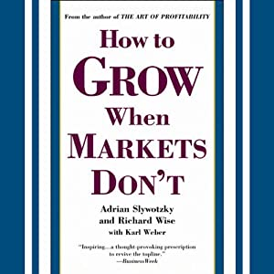 How to Grow When Markets Don't Audiobook