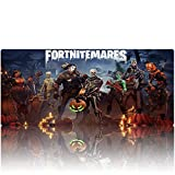 Imegny Extended Gaming Mouse Pad for Fortnite Game Professional Mouse Mat with High DPI Professional Gaming Quality-fortnite09 kulou