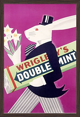 wrigleys-doublemint-rabbit-with-flowers-vintage-poster-usa-c-1934-23-3-4x36-giclee-art-print-gallery