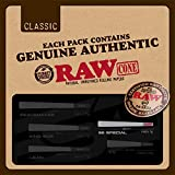 RAW Cones Classic 98 Special | 50 Pack | Natural