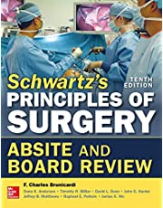 Schwartz's principles of surgery absite and board review (Medicina)