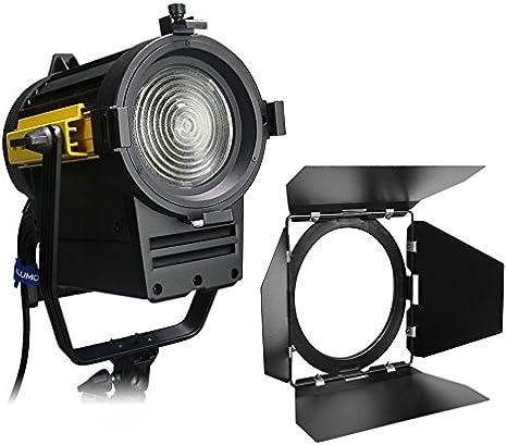 Proyector LED Fresnel 150W 3200K / 5500K para la iluminación ...