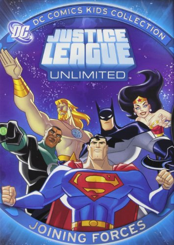 Justice League Unlimited (Justice League Unlimited - Joining Forces (DC Comics Kids Collection))