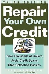 Repair Your Own Credit Paperback