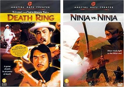 Amazon.com: Martial Arts Theater #9: Death Ring/Ninja vs ...