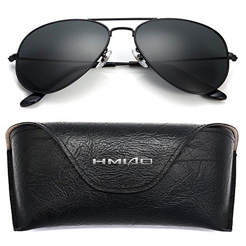aviator polarized sunglasses for men women by